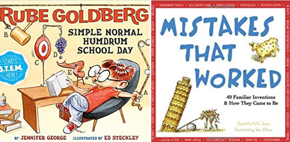 Rube Goldberg   Mistakes That Worked Books